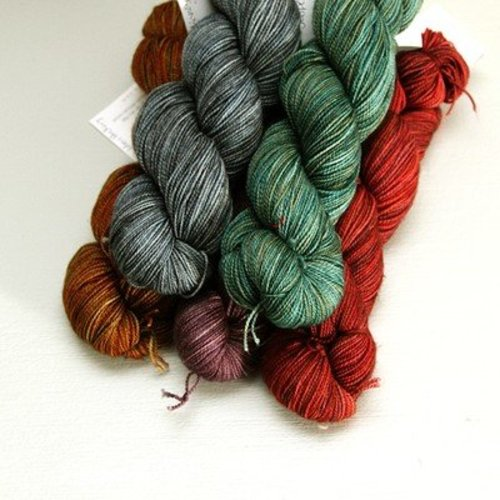 Madelinetosh Tosh Sock Grab Bag -  ()