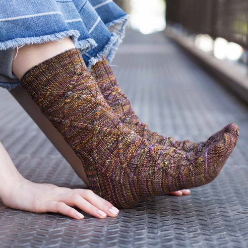 Malabrigo Book 14 - Mechita & Sock -  ()