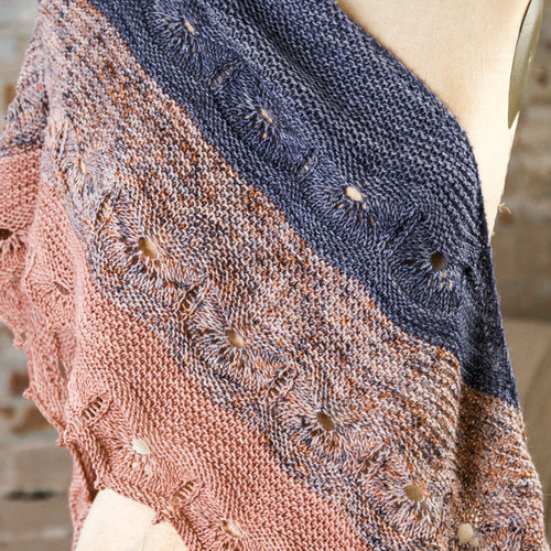 Malabrigo Dos Tierras KAL Yarn Pack - Model (01)