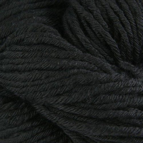 Malabrigo Twist - 195 - Black (BLACK)