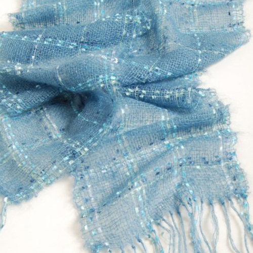 Mango Moon Ladies Who Lunch Woven Scarf Kit - Chai-Earth (CHAIE)