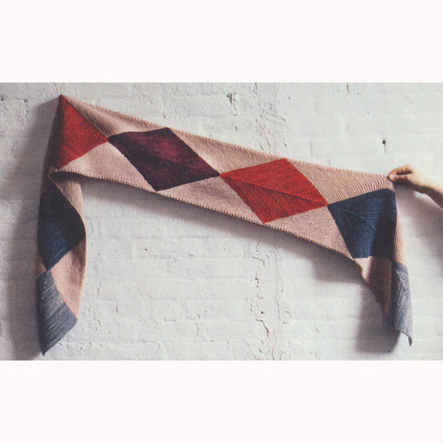 Manos del Uruguay Trigo Scarf Kit - Option 1 (01)