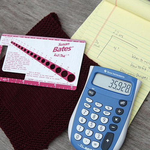 Math for Knitters -  ()