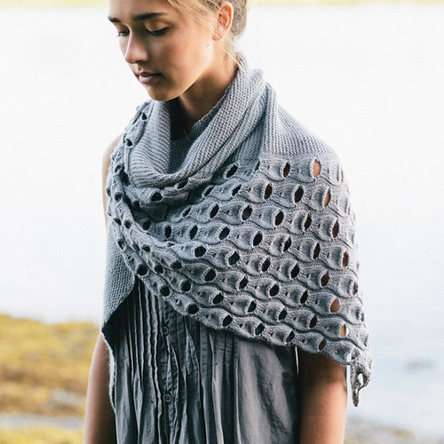 Melanie Berg Open Waters Shawl PDF -  ()
