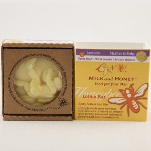 Milk and Honey Lotion Bar -  ()