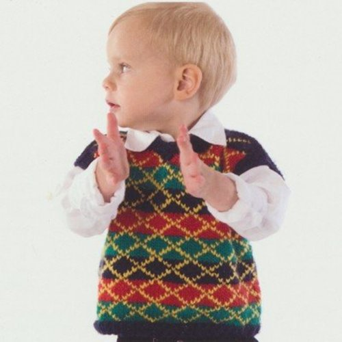 Minnow Knits 253 Best Vest -  ()