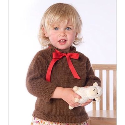 Minnow Knits 264 Ribbon Raglan -  ()
