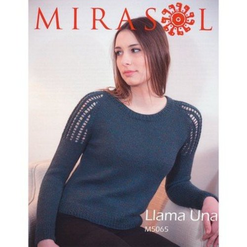 Mirasol 5065 Lace Shoulder Pullover -  ()