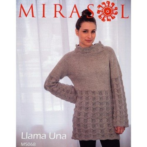 Mirasol 5068 Top Down Lace Tunic -  ()