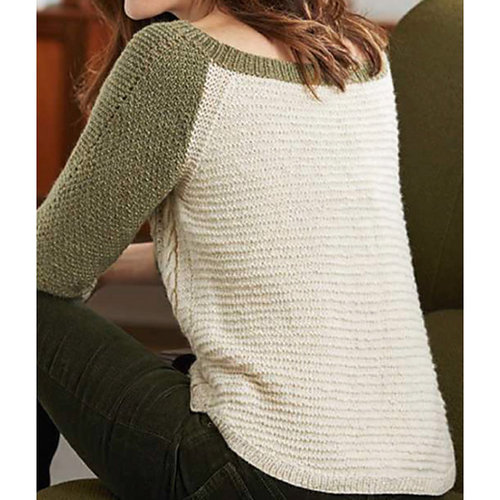 Mirasol 5142 Cabled Sweater -  ()