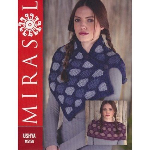 Mirasol 5156 Poncho & Shoulder Wrap -  ()