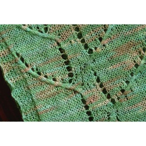 Miriam Felton Ancient Woodland Shawl PDF -  ()