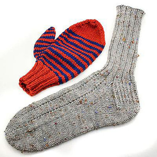 Mittens and Socks from Measurements* -  ()