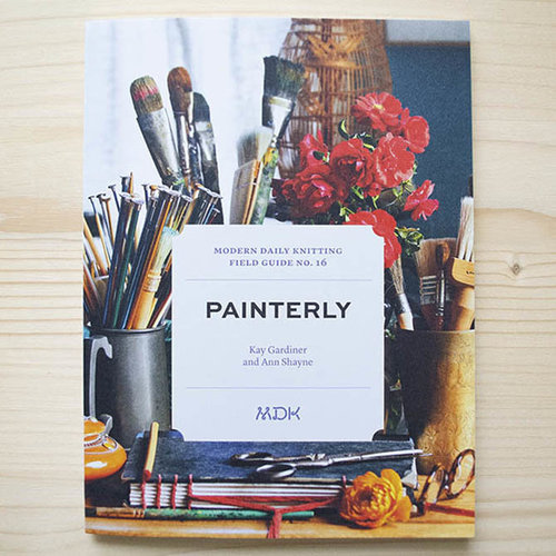 Modern Daily Knitting Field Guide - No.16: Painterly -  ()