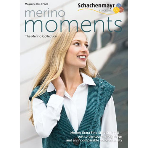 Moments 003 (Merino Extrafine Silky Soft 120) -  ()
