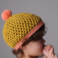 Mrs. Moon Baby Beret Kit - 3-12mos (02)