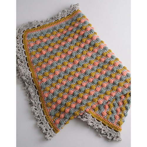 Mrs. Moon Rock-a-Bye Baby Blanket Kit - Model (01)