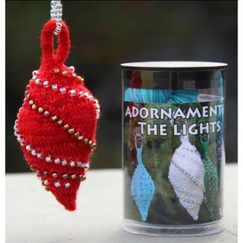 Nelkin Designs Beaded Lights Adornaments Kit -  ()