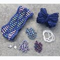 Nelkin Designs Beaded Waves Cuff Kit - Moonless (WAVESMOONL)