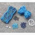 Nelkin Designs Beaded Waves Cuff Kit - North Atlantic (WAVESNORTH)
