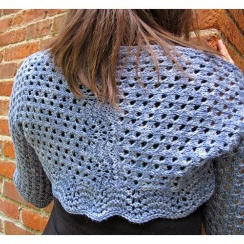 Nelkin Designs Brisa Shrug PDF -  ()