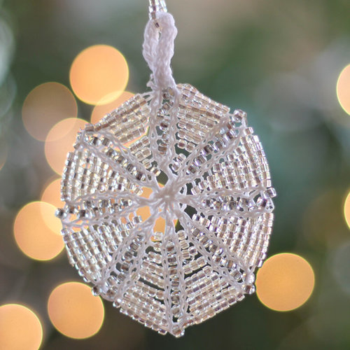 Nelkin Designs Star of Butin Ornament Kit - Crystal (clear) (CRYSTAL)