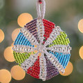 Nelkin Designs Star of Butin Ornament Kit - Pinwheel (multi) (PINWHEEL)
