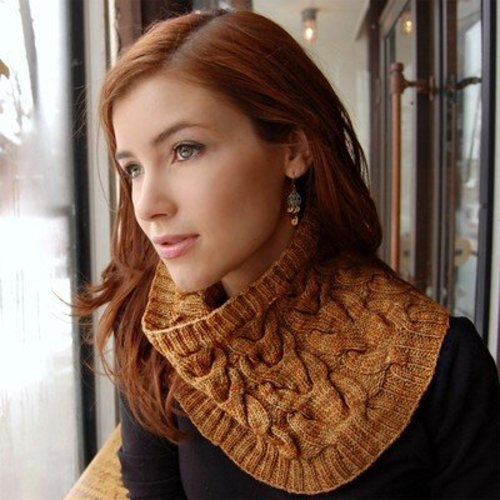 Never Not Knitting Cream and Sugar Cowl PDF -  ()