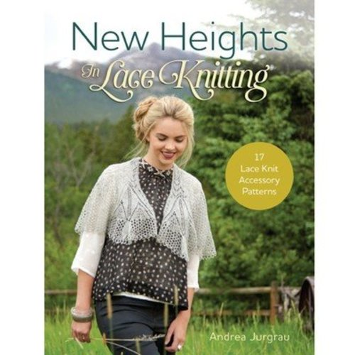 New Heights in Lace Knitting -  ()
