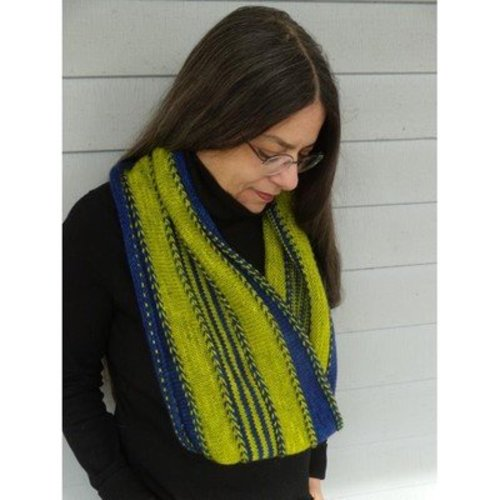 Nina Machlin Dayton Bridgeport Cowl PDF -  ()