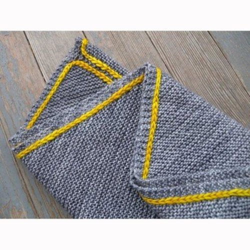 Nina Machlin Dayton Geometry Shawl PDF -  ()