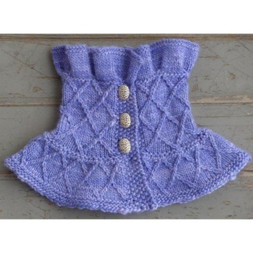 Nina Machlin Dayton Julia Neckwarmer PDF -  ()