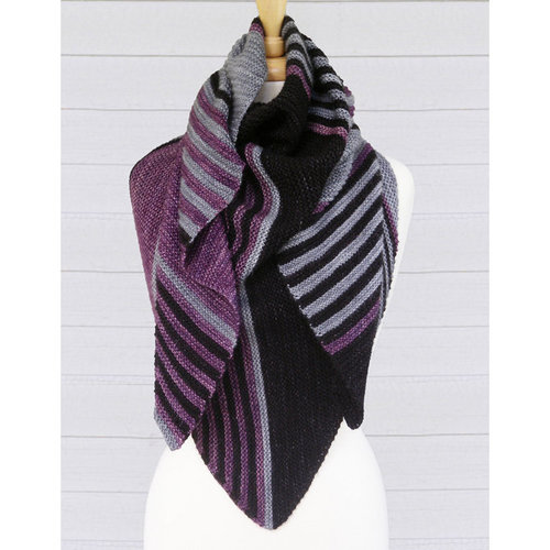 Nina Machlin Dayton Paradise City Shawl PDF -  ()
