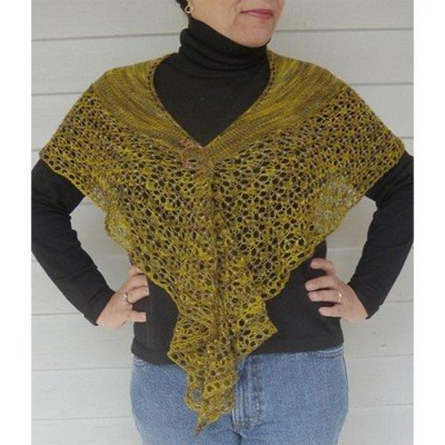 Nina Machlin Dayton Queen Mab Shawl PDF -  ()