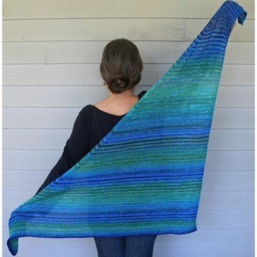 Nina Machlin Dayton Roo Too Shawl PDF -  ()