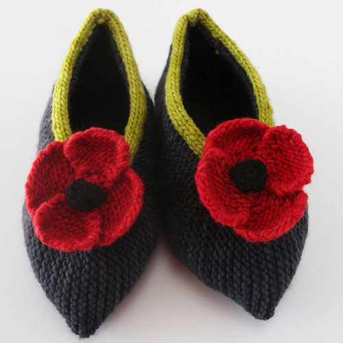 Nina Machlin Dayton Toe Bean Slippers PDF -  ()