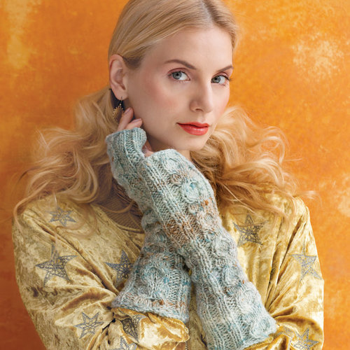 Noro 1308 Fingerless Mitts PDF -  ()