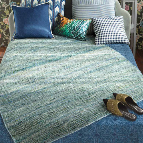 Noro 1421 Sequence Stripes Blanket PDF -  ()