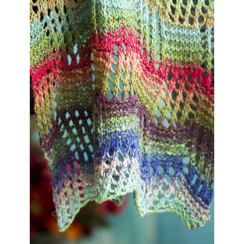 Noro 1422 Tilted Blocks Scarf PDF -  ()