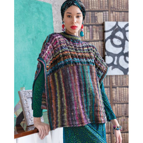 Noro 1509 Two Direction Poncho PDF -  ()