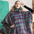 Noro 1511 Poncho Kit - Yarn Only (02)
