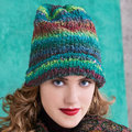 Noro 1515 Slouchy Hat Kit - With PDF (01)