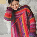 Noro 1524 Asymmetrical Pullover Kit - With PDF (01)