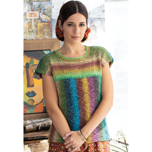 Noro 1610 Two-Direction Ripple Top PDF -  ()