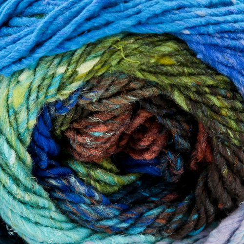 Noro 1617 Perfectly Square Throw Kit - Model (01)
