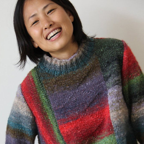 Noro 1729 High-Low Pullover PDF -  ()