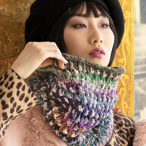 Noro 1718 Two Color Cowl Kit - Model (01)