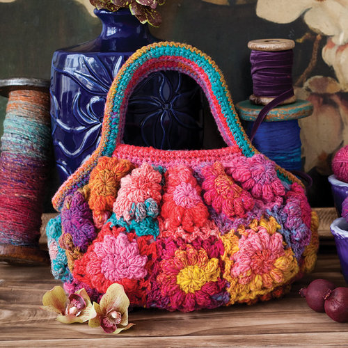 Noro 1322 Flower Blossom Purse PDF -  ()