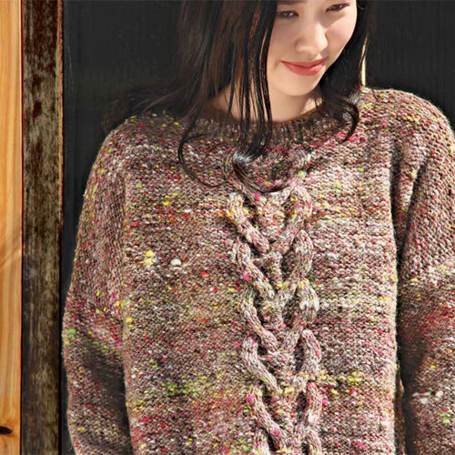 Noro 1328 Oversized Cable Top PDF -  ()