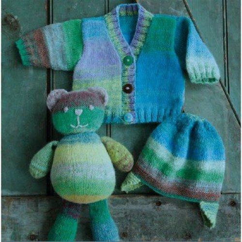 Noro Baby Boy Collection PDF -  ()